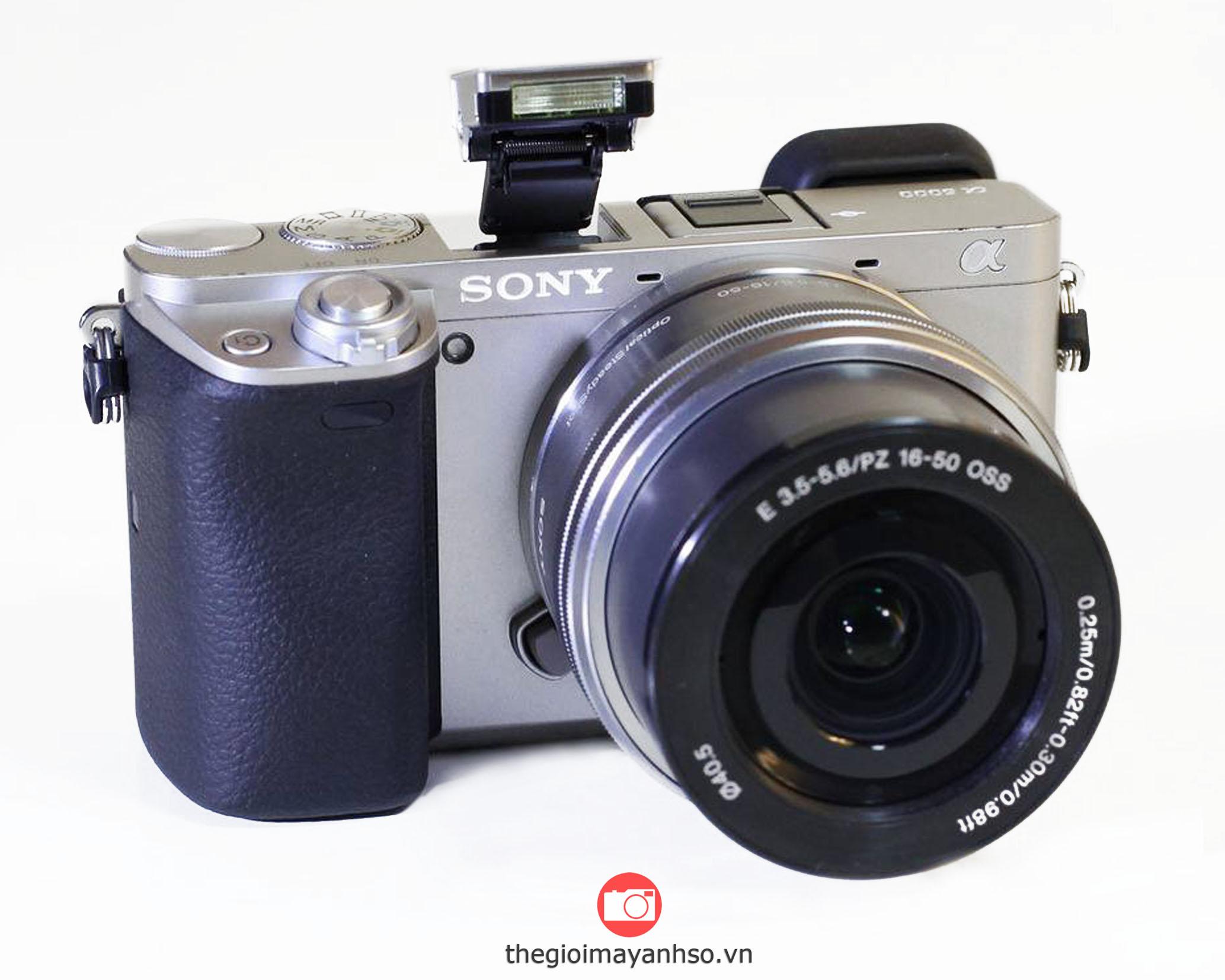Sony A6000 kit 16-50mm OSS