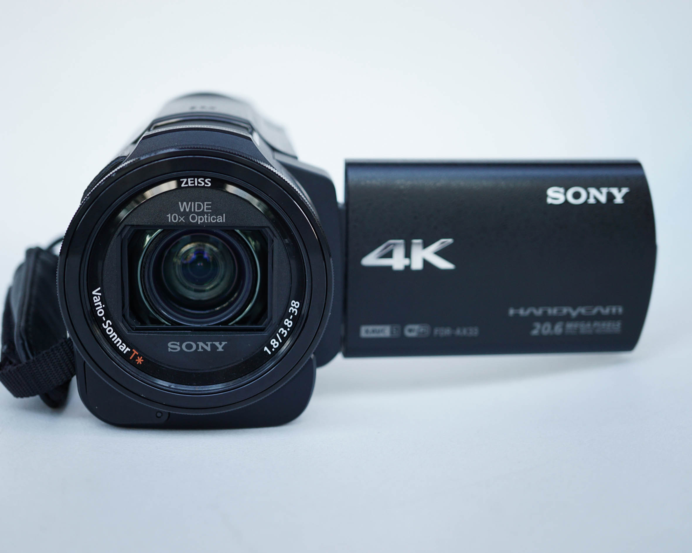 Sony Handycam FDR-AX33 4K Ultra HD