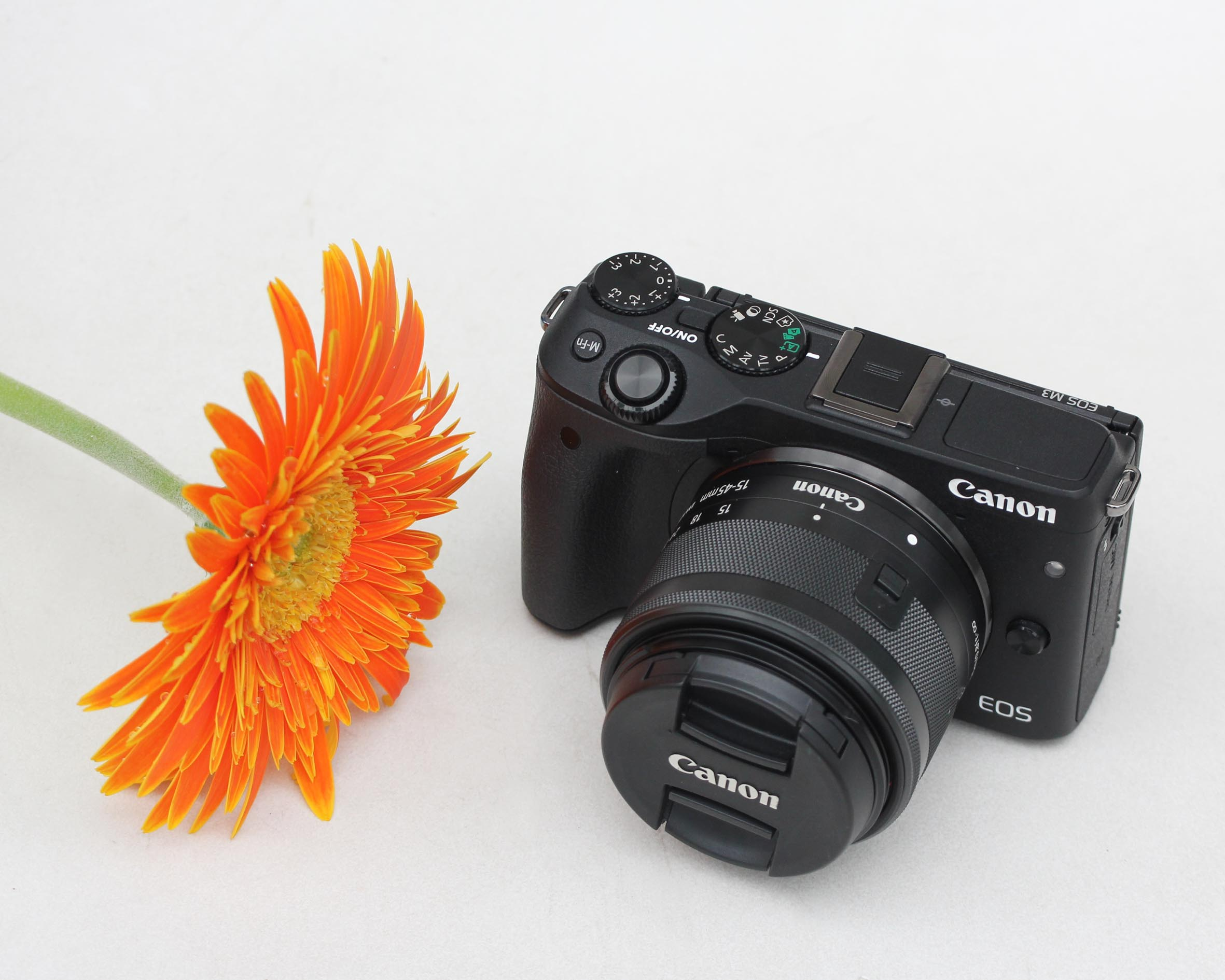 Canon EOS M3 Kit EF-M 15-45mm IS STM