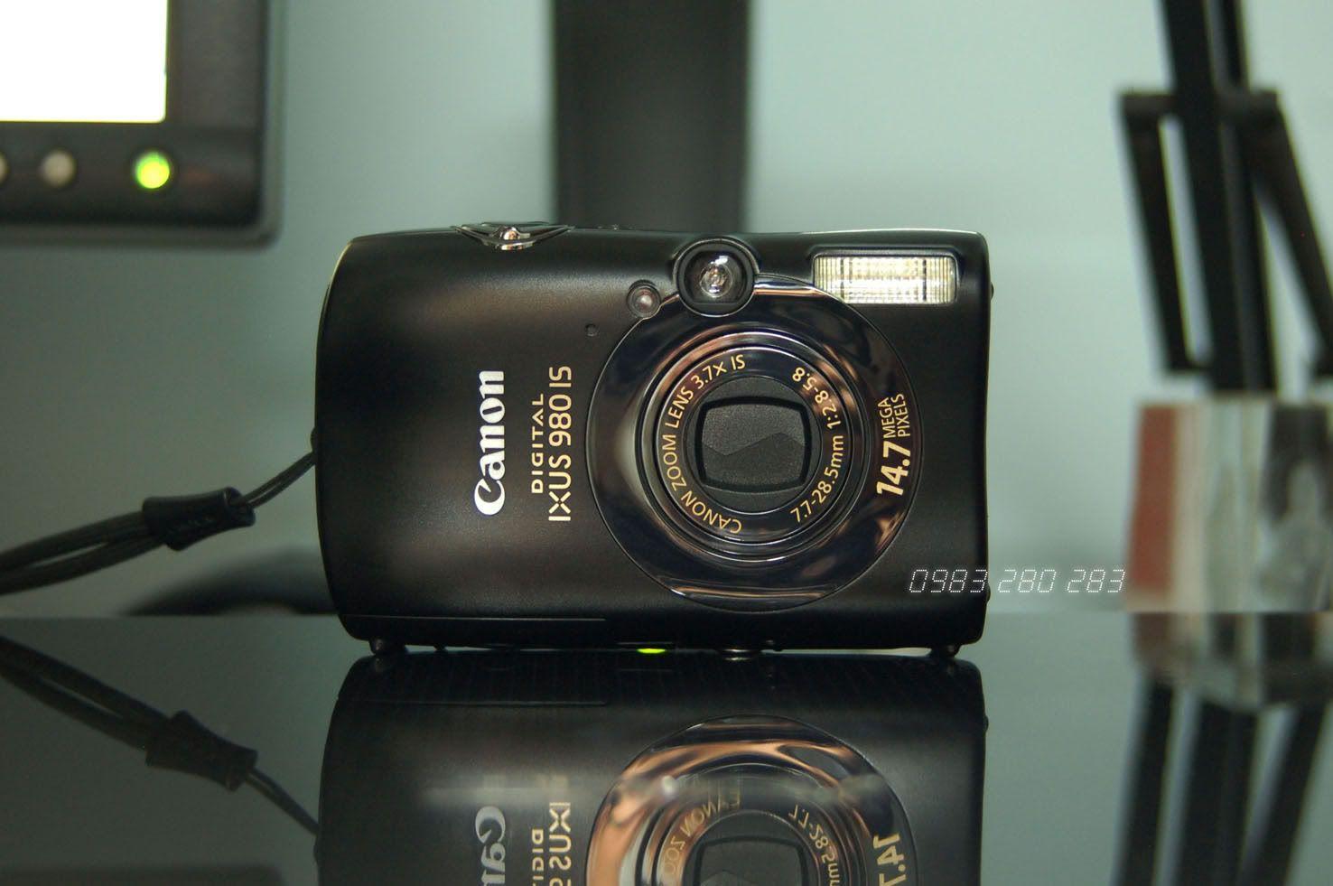Canon IXUS980is / IXY3000is