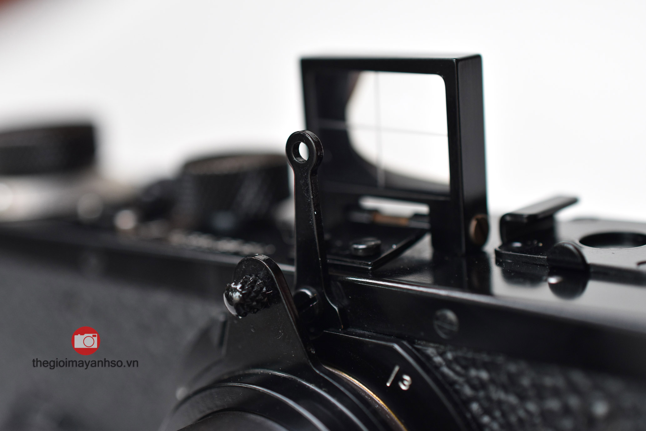 Leica 0-Serie Rangefinder Film Camera