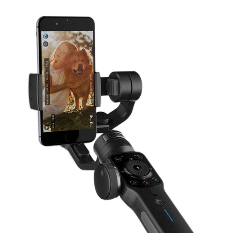 Gimbal Zhiyun Smooth 4 cho SmartPhone và Gopro Thế giới máy ảnh số