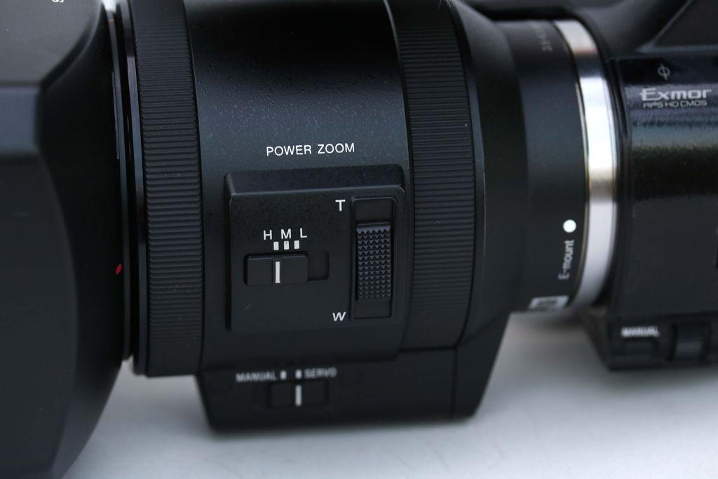 Sony NEX-VG20 body