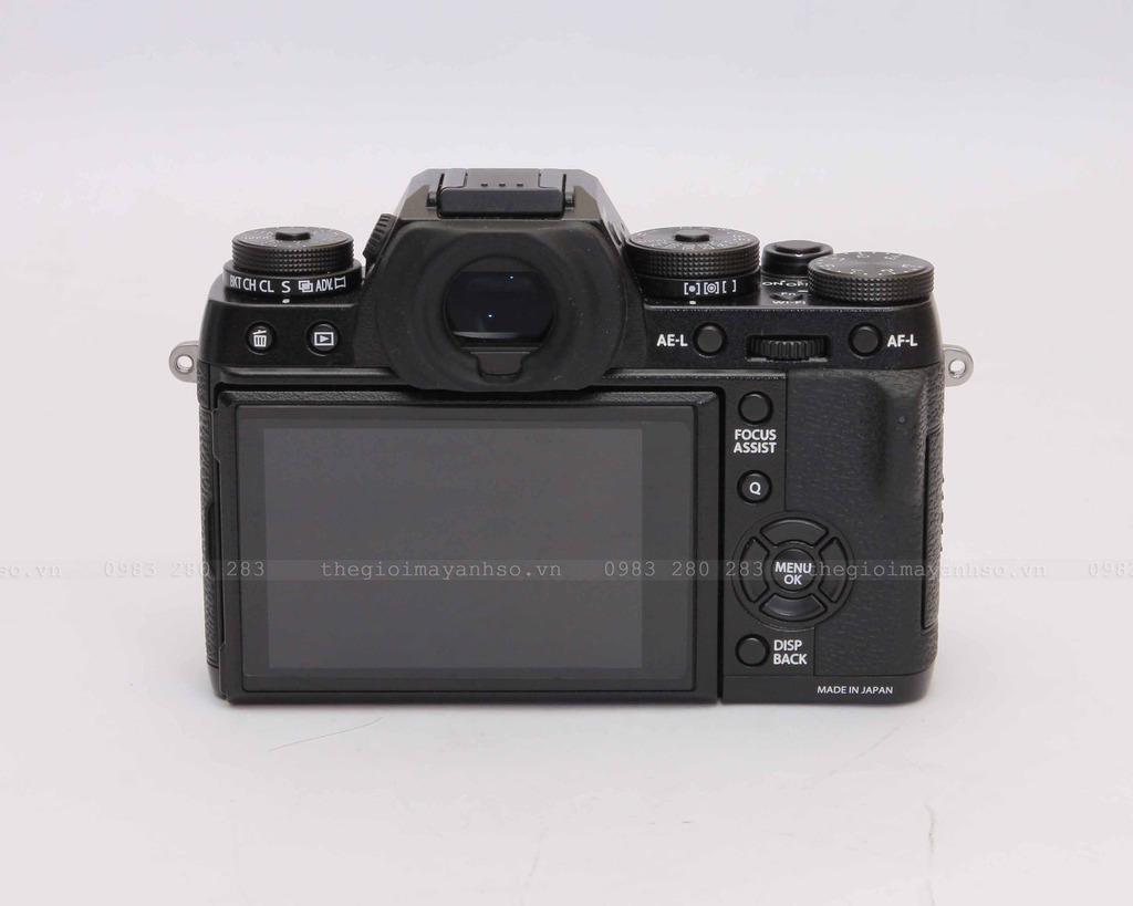 Fujifilm X-T1 black