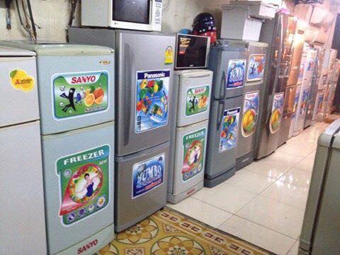 Bán tủ lạnh giá rẻ tại Hà Nội