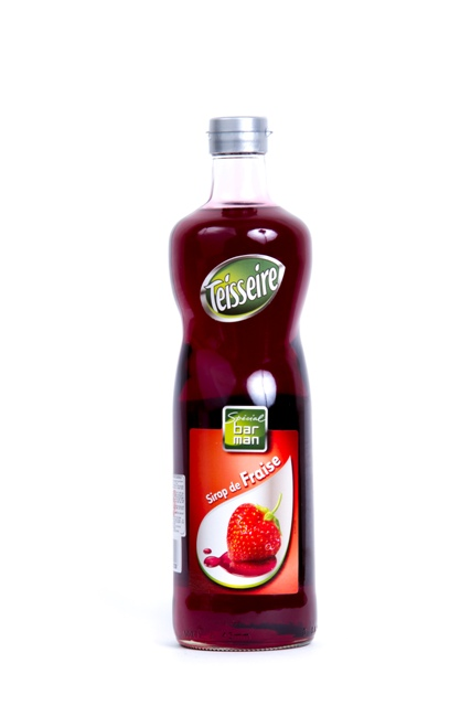 Syrup Teisseire Strawberry 1L