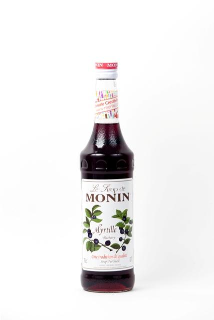 Syrup Monin Blueberry 700ml