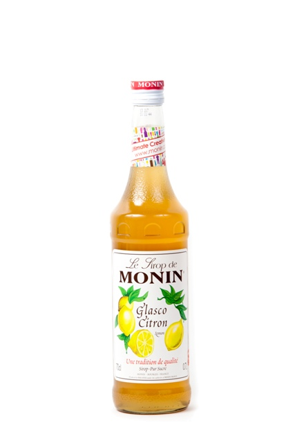 Syrup Monin Lemon.