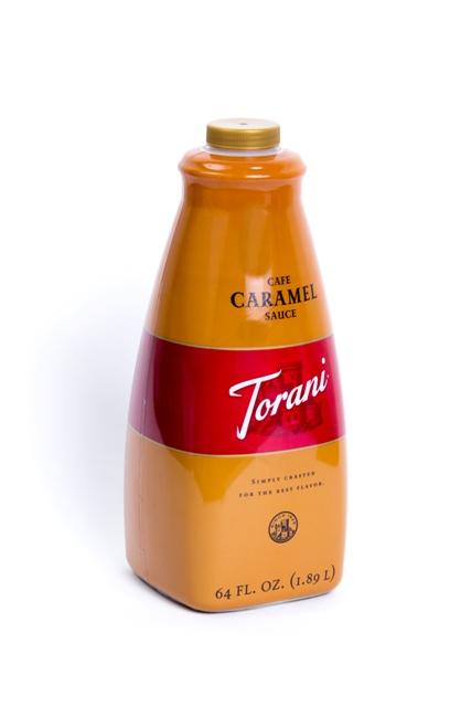 Sauce Torani Caramel 1,89L