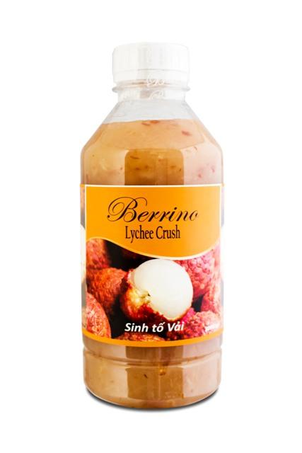 Sinh tố Berrino Vải.
