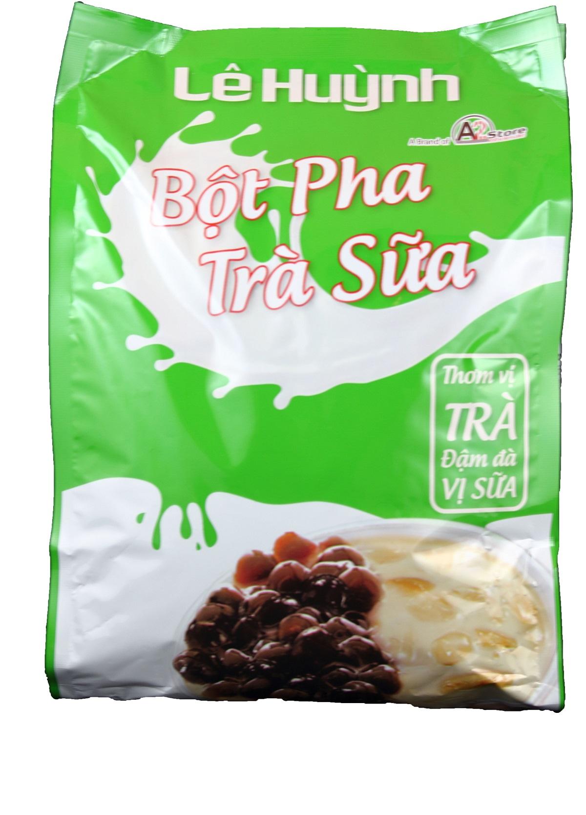 Bột Pha Trà Sữa Lê Huỳnh.