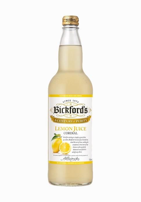 Nước cốt chanh vàng Bickford's