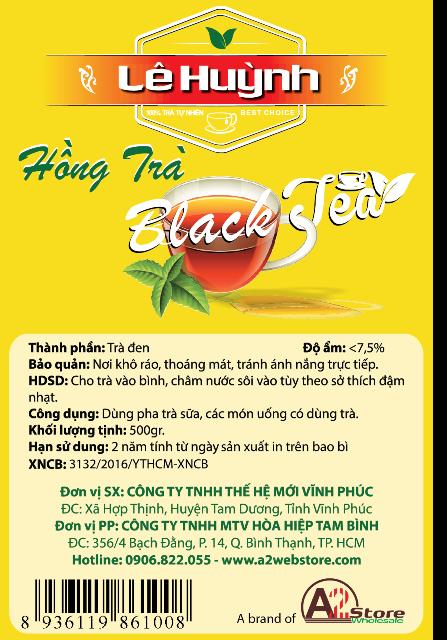 Hồng Trà Lê Huỳnh
