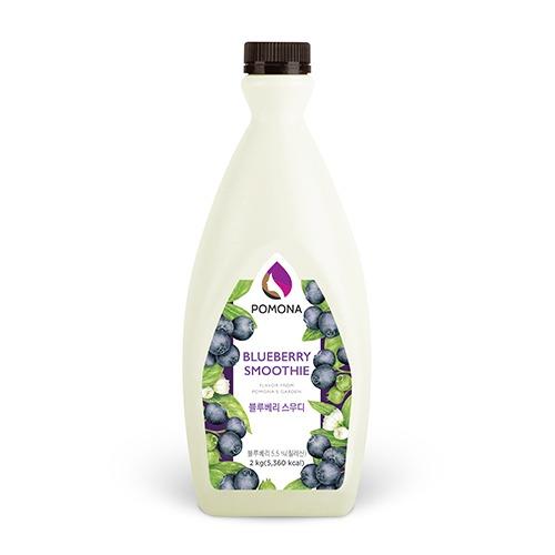 Pomona Blueberry Smoothie 2kg – Sinh Tố Việt Quất