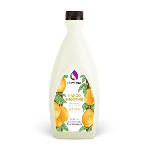 Pomona Mango Smoothie 2kg – Sinh tố Xoài