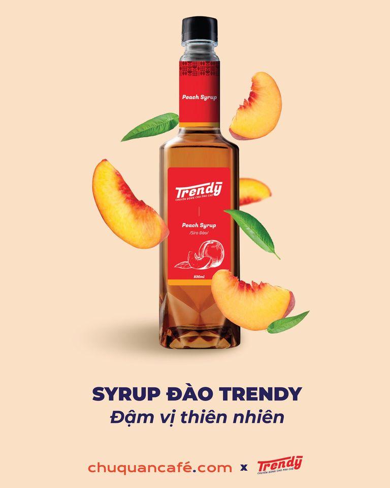 Syrup Đào TRENDY