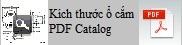 Ổ cắm đơn âm sàn, Tải kích thước kĩ thuật catalog