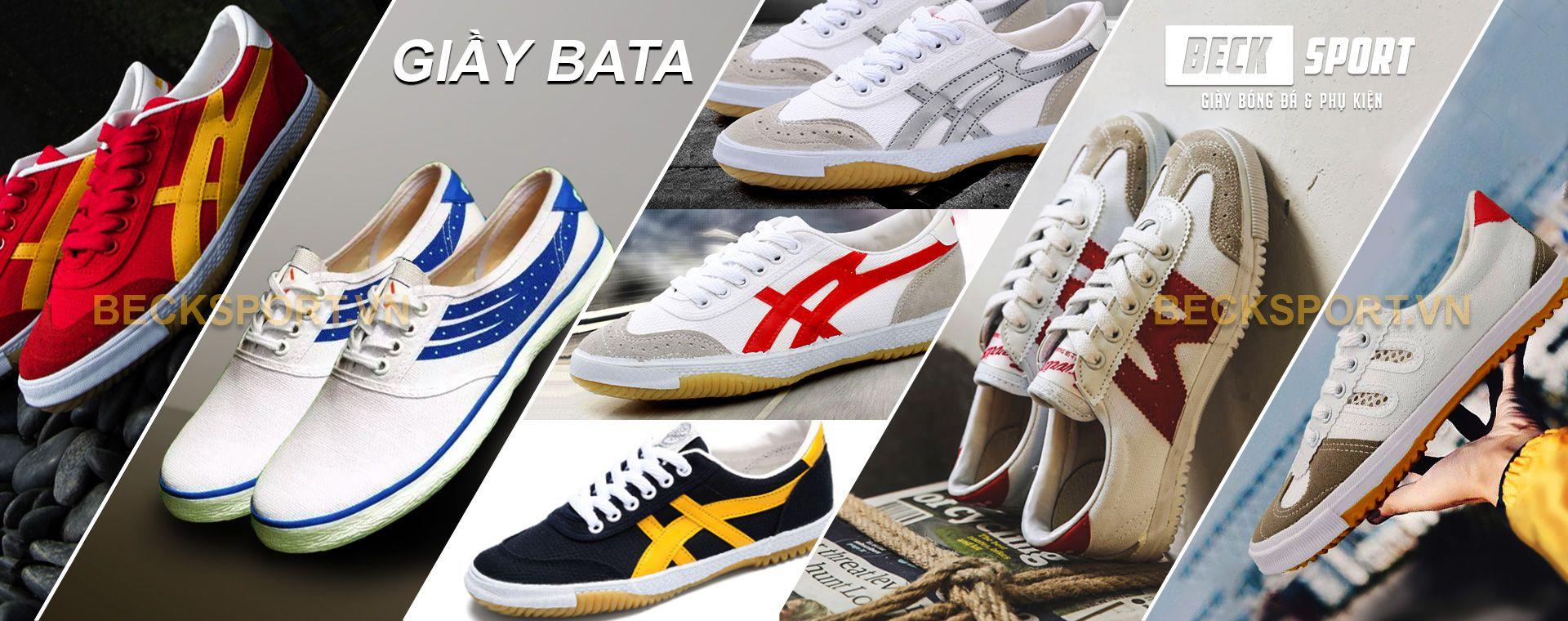 Giày Bata tàu (bata vải)
