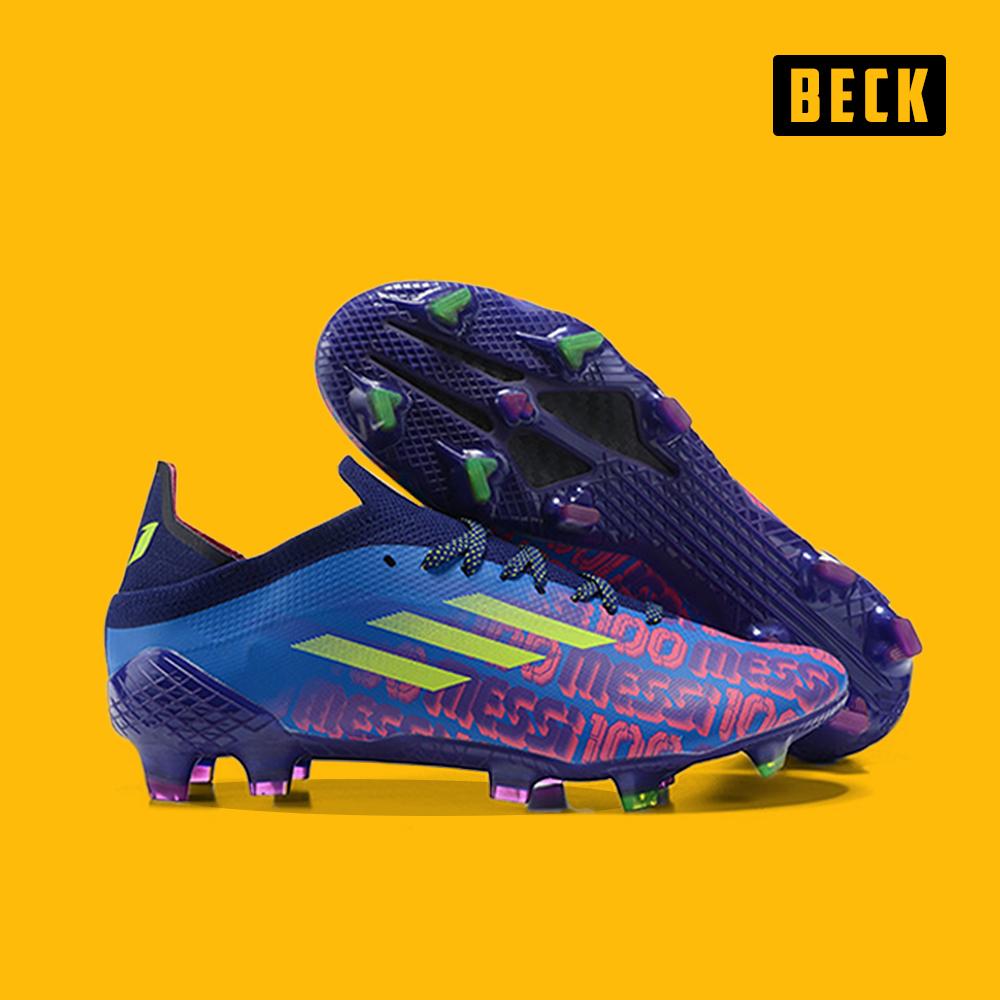 Giày Bóng Đá Adidas Nemeziz 18.3 Hồng Vạch Trắng Cổ Lửng TF