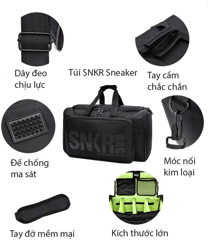 Túi Thể Thao Đa Năng - SNKR BAG