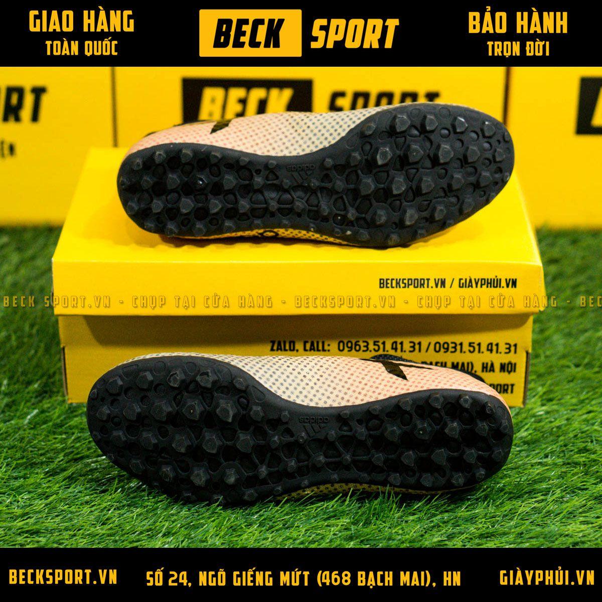 Giày Bóng Đá Adidas Tango X 17+ Purespeed Đồng Không Dây TF