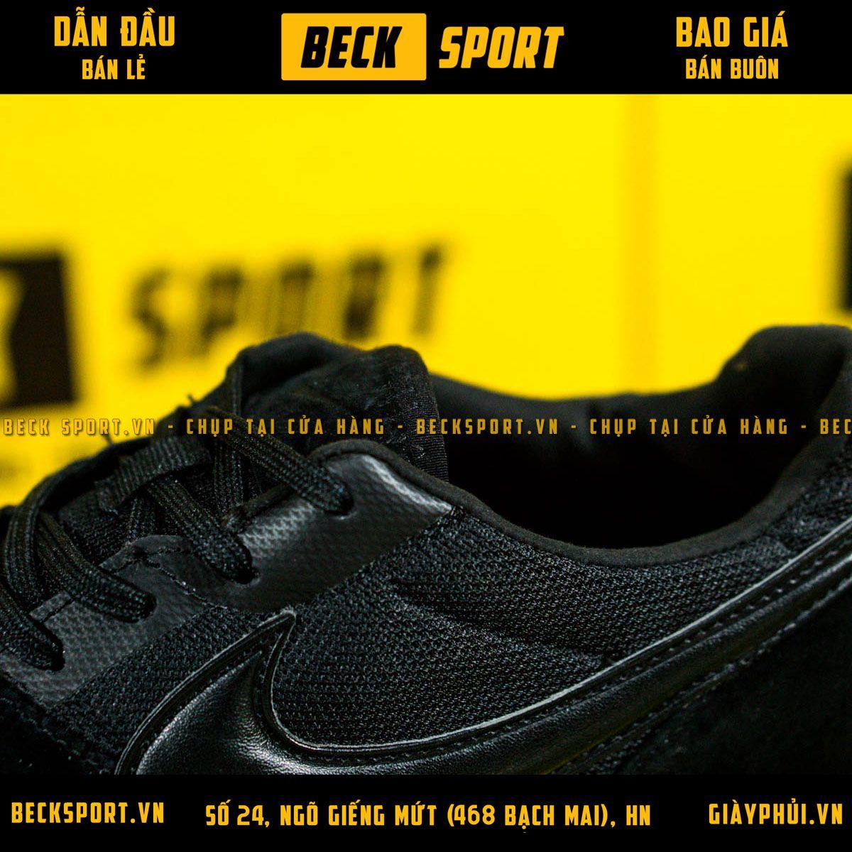 Giày Bóng Đá Nike Premier II Sala Đen Tuyền IC