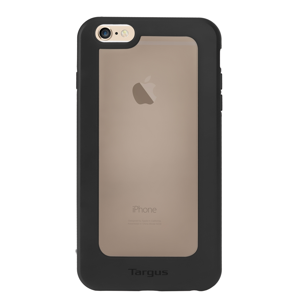 Targus ClearVu® case for iPhone® 6 Plus (Black) TFD133AP