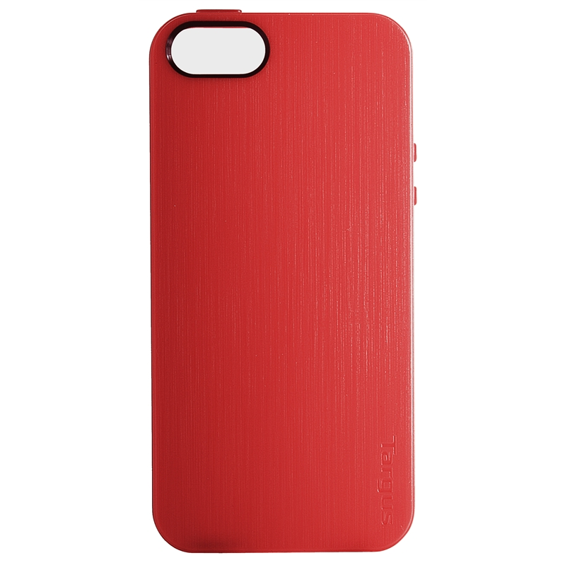 Targus Slim Fit Case for iPhone® 5 (Red) THD03103AP-50