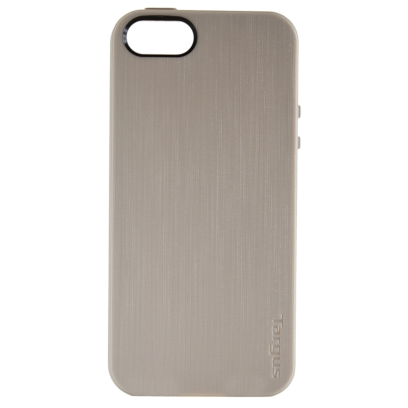 Targus Slim Fit Case for iPhone® 5 (Gray) THD03104AP-50