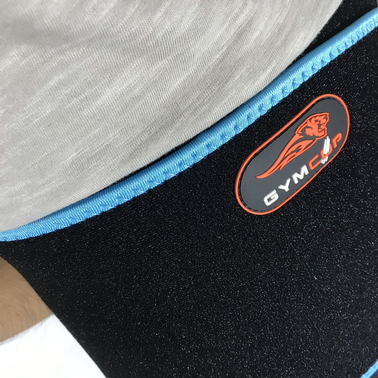 Quấn lưng dán 1 lớp loại mỏng viền xanh