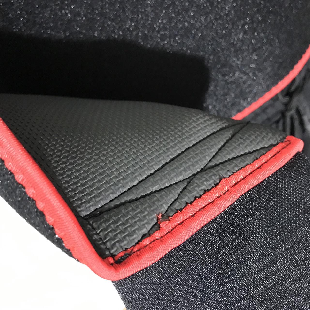 Quấn lưng dán 1 lớp loại mỏng viền đỏ