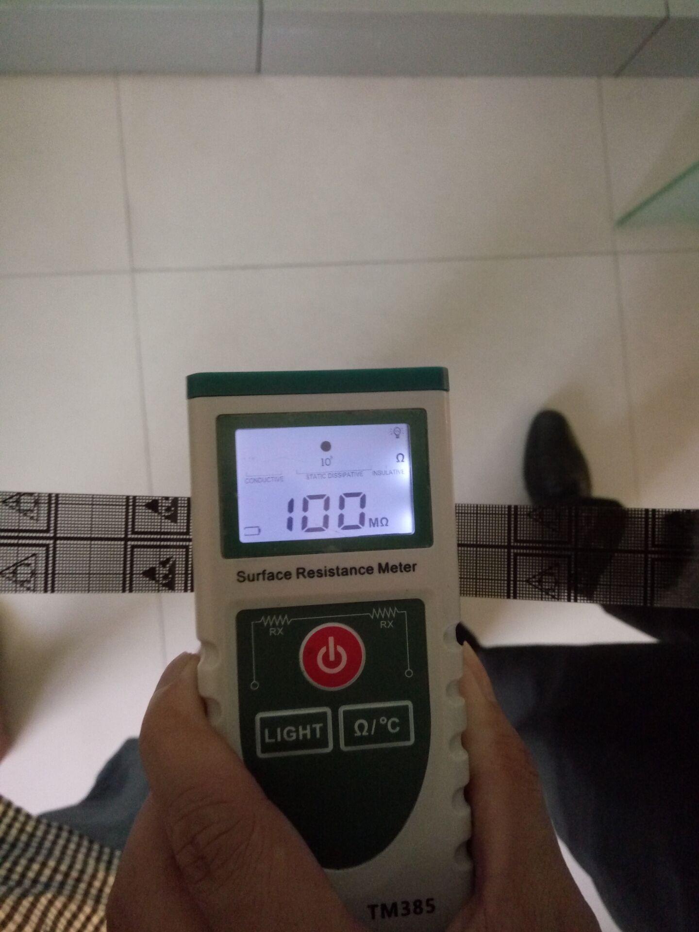 Băng dính chống tĩnh điện kẻ ô vuông caro