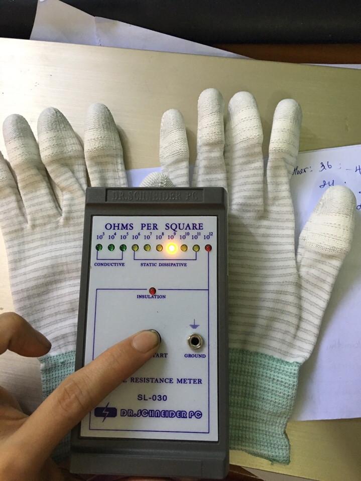Găng tay chống tĩnh điện U2 U3