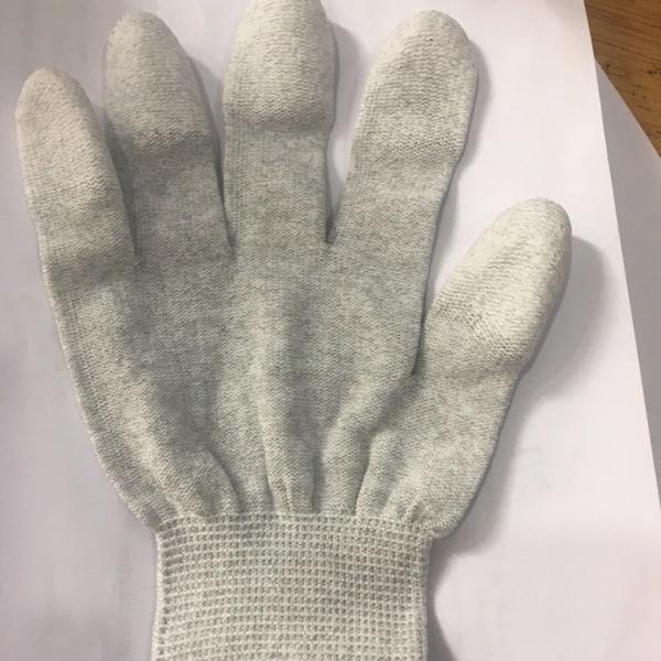 Găng tay PU phủ ngón ESD chống tĩnh điện