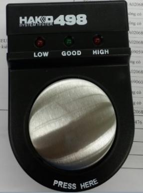 Máy đo tĩnh điện Hakko 498