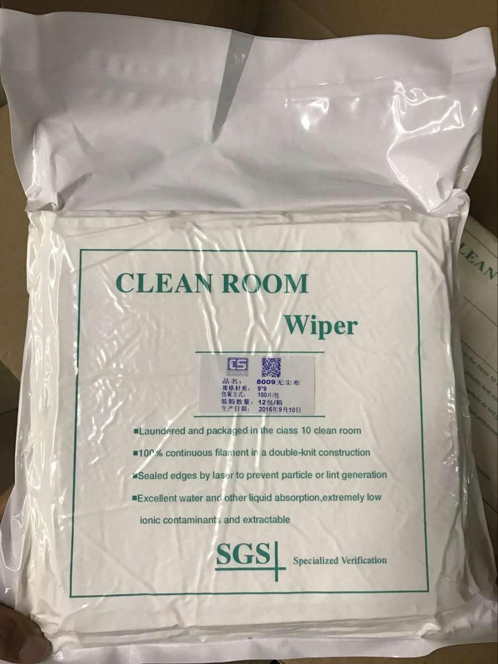 Vải lau phòng sạch 8009 1009 2009 3008