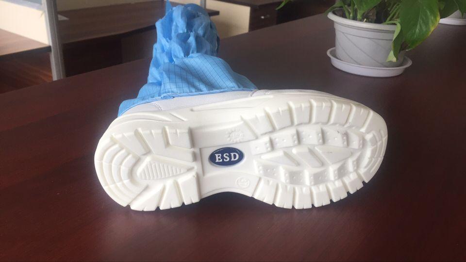 Giày ủng mũi sắt phòng sạch