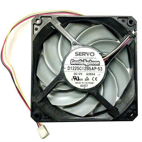 Quạt làm mát tủ điện Servo D1225C12B5AP-53 DC12V 0.083A