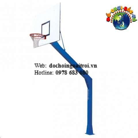 cột bóng rổ