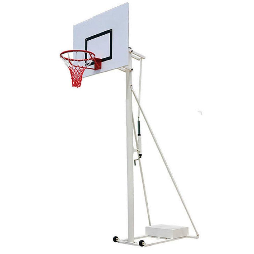 cột bóng rổ mầm non
