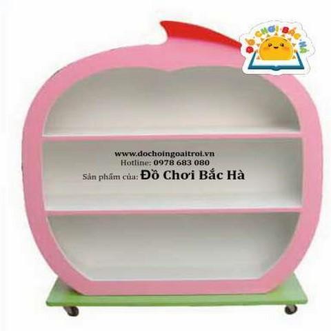 giá đồ chơi hình quả táo - B136