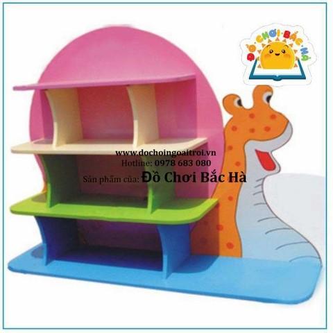 Giá để đồ chơi con ốc sên