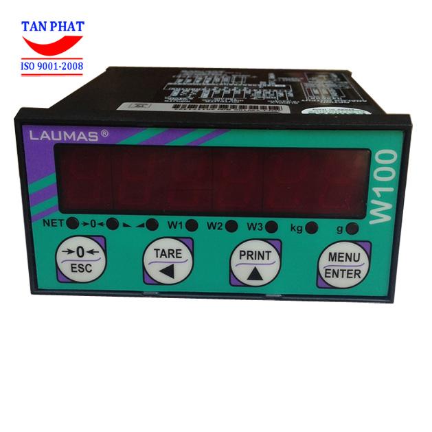 Đầu cân đóng bao Laumas W100