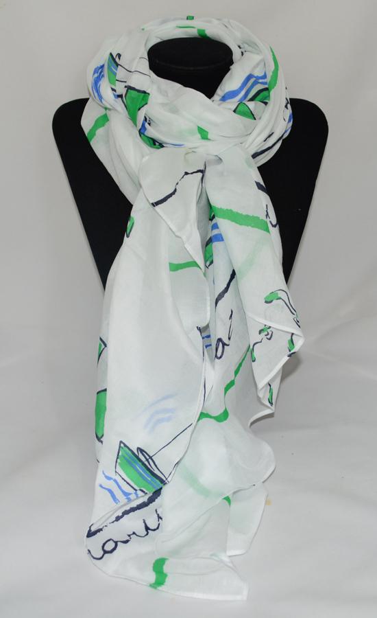 Khăn lụa cotton KL439