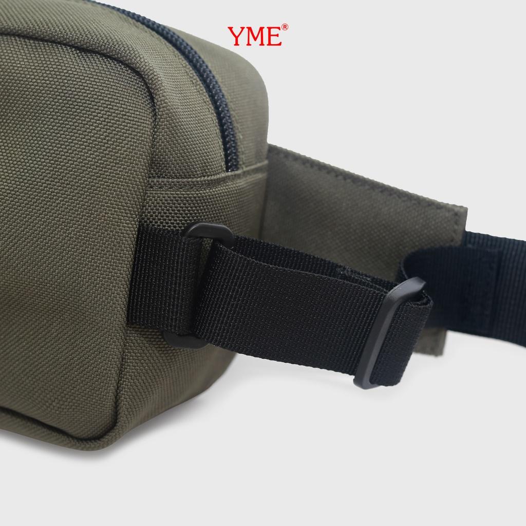 Túi bao tử nam nữ Waist Bag YME phong cách và thời thượng