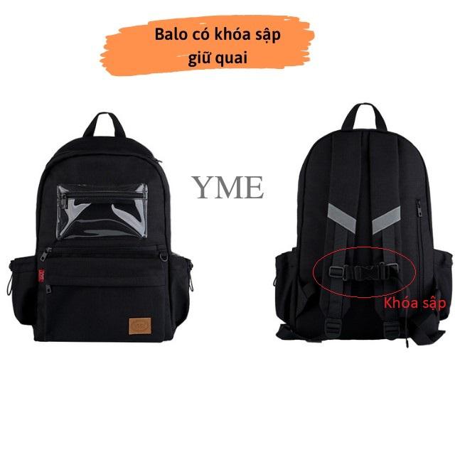 Balo đựng laptop đi học đi làm cao cấp YME_BL06