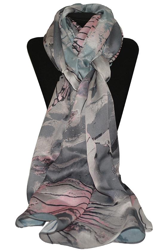 khăn lụa đẹp khăn quàng cổ nữ