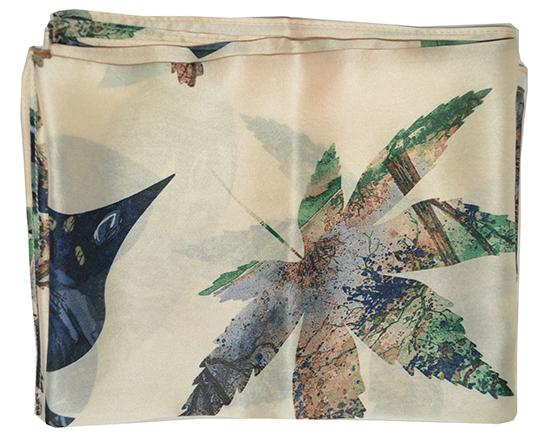 Khăn lụa-khăn quàng cổ nữ đẹp KL444a