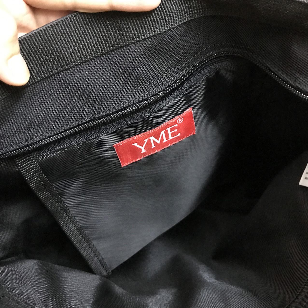 Túi tote đeo vai đi làm đi học có khóa miệng YME_YTO1