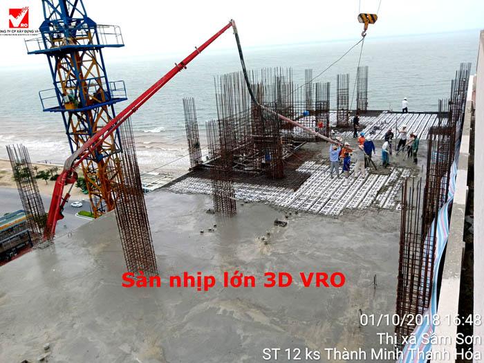 Lưới thép 3D VRO